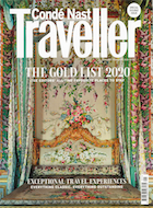 CONDE' NAST TRAVELLER JANUARY-FEBRAURY 2020